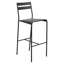 Facto Bar Chair - Liquorice