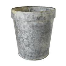 Zinc Flower Pots - Medium