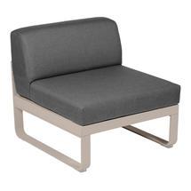 Bellevie 1 Seater Central Module - Nutmeg/Graphite Grey