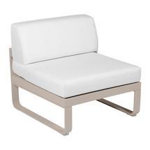 Bellevie 1 Seater Central Module - Nutmeg/Off White
