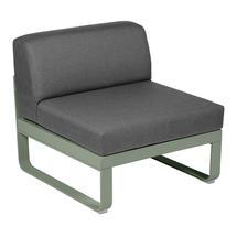 Bellevie 1 Seater Central Module - Cactus/Graphite Grey