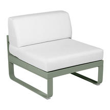 Bellevie 1 Seater Central Module - Cactus/Off White
