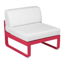 Bellevie 1 Seater Central Module - Pink Praline/Off White