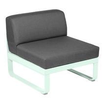 Bellevie 1 Seater Central Module - Ice Mint/Graphite Grey