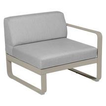 Bellevie 1 Seater Right Module - Nutmeg/Flannel Grey