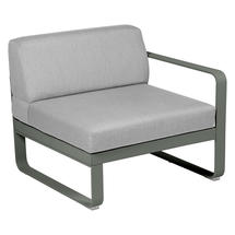 Bellevie 1 Seater Right Module - Rosemary/Flannel Grey