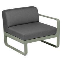 Bellevie 1 Seater Right Module - Cactus/Graphite Grey