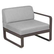 Bellevie 1 Seater Right Module - Russet/Flannel Grey