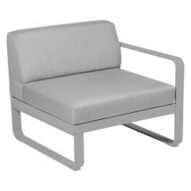 Bellevie 1 Seater Right Module - Steel Grey/Flannel Grey