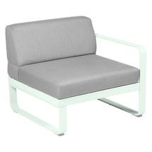 Bellevie 1 Seater Right Module - Ice Mint/Flannel Grey