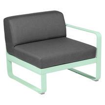 Bellevie 1 Seater Right Module - Opaline Green/Graphite Grey