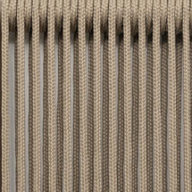 Loop Rope Sunlounger - Taupe