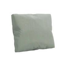 37cm x 45cm Deco Scatter Cushion - Fife Canvas Grey