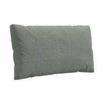 32cm x 55cm Deco Scatter Cushion - Fife Rainy Grey