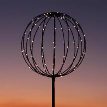 Solar Outdoor 72 LED 30cm Sphere