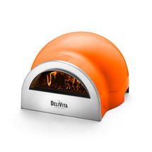 DeliVita Pizza Oven - Orange Blaze