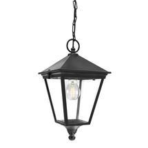 Turin Hanging Lantern - Black
