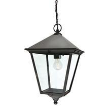 Turin Grande Hanging Lantern - Black
