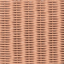 Dovile Sunlounger - Dusty Coral