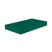 Bellevie Rectangular Connecting Shelf - Cedar Green