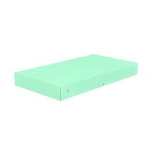 Bellevie Rectangular Connecting Shelf - Opaline Green
