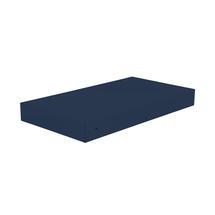 Bellevie Rectangular Connecting Shelf - Deep Blue
