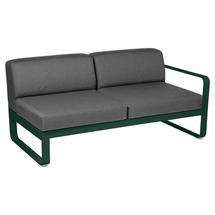 Bellevie 2 Seater Right Module - Cedar Green/Graphite Grey