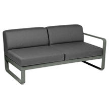 Bellevie 2 Seater Right Module - Rosemary/Graphite Grey