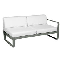 Bellevie 2 Seater Right Module - Rosemary/Off White