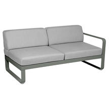 Bellevie 2 Seater Right Module - Rosemary/Flannel Grey
