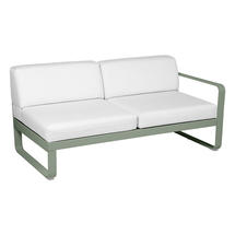 Bellevie 2 Seater Right Module - Cactus/Off White