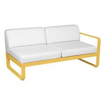 Bellevie 2 Seater Right Module - Honey/Off White