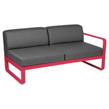 Bellevie 2 Seater Right Module - Pink Praline/Graphite Grey