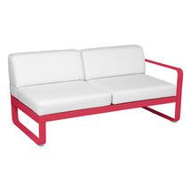 Bellevie 2 Seater Right Module - Pink Praline/Off White