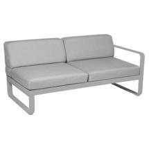 Bellevie 2 Seater Right Module - Steel Grey/Flannel Grey