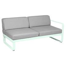 Bellevie 2 Seater Right Module - Ice Mint/Flannel Grey
