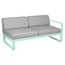 Bellevie 2 Seater Right Module - Opaline Green/Flannel Grey