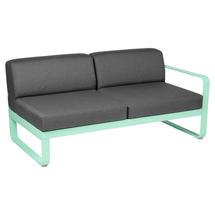 Bellevie 2 Seater Right Module - Opaline Green/Graphite Grey