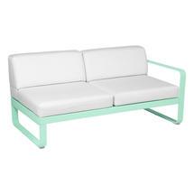 Bellevie 2 Seater Right Module - Opaline Green/Off White