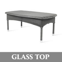 Glass Top Only-for Dovile Coffee Table