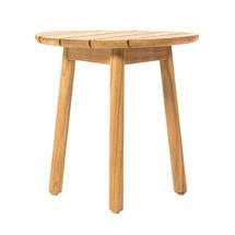 Anton Side Table 40cm - Teak