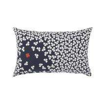 Trefle Cushion 68cm x 44cm – Deep Blue