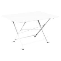 Cargo Table 128 X 90 - Cotton White