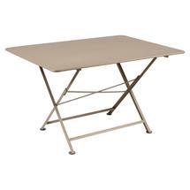 Cargo Table 128 X 90 - Nutmeg