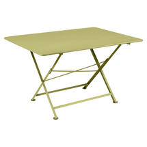 Cargo Table 128 X 90 - Willow Green
