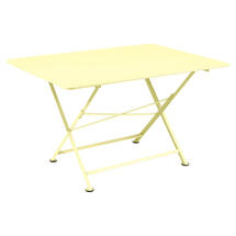 Cargo Table 128 X 90 - Frosted Lemon