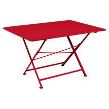 Cargo Table 128 X 90 - Poppy