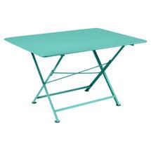 Cargo Table 128 X 90 - Lagoon Blue