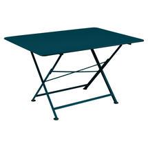 Cargo Table 128 X 90 - Acapulco Blue