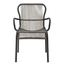 Loop Rope Dining Chair - Fossil Grey